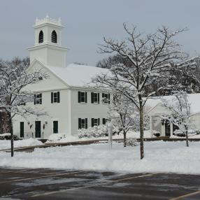 First Baptist Church in Westwood,MA 02090