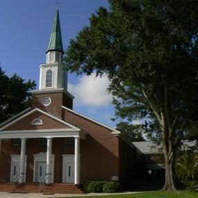 First Baptist Church St. Marys