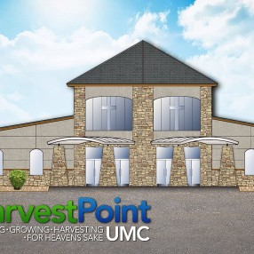 Harvest Point United Methodist Church in Locust Grove,GA 30248