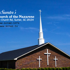 Sumter Calvary Church of the Nazarene in Sumter,SC 29154