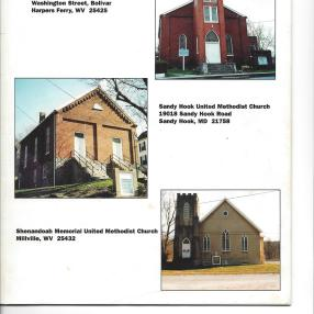 Shenandoah Memorial United Methodist Church in Millville,WV 25432