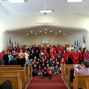 Iglesia de Dios Pentecostal MI Elim in Pontiac,MI 48341