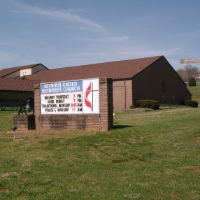 Seymour United Methodist Church in Seymour,TN 37865