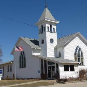 Walker United Methodist Church in Walker,IA 52352