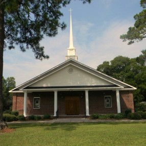 Birdford Baptist Church in Glennville,GA 30427