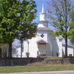 Old Panther Creek Baptist Church in Whitesville,KY 42378