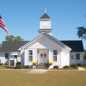 Riverside Baptist Church in Harrells,NC 28444