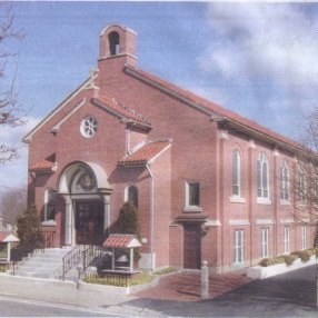 St. Alexander Catholic Church in Warren,RI 2885