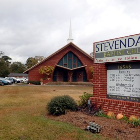 Stevendale Baptist Church in Baton Rouge,LA 70816