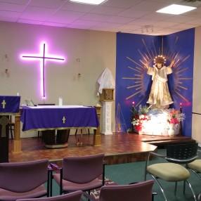 Iglesia Católica Carismática del Divino Niño in Elizabeth, NJ,NJ 07206