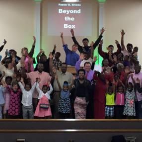 New Beginnings Pentecostal Church