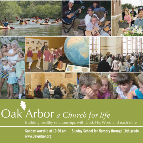 Oak Arbor Church in Rochester,MI 48306-1749