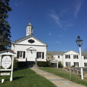 Pound Ridge Community Church in Pound Ridge,NY 10576