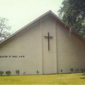 Greater St. Paul A.M.E. Church in Orlando,FL 32805