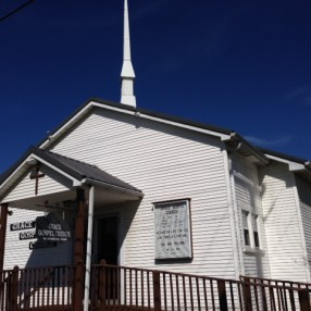 Grace Gospel Church in Sharpsburg,KY 40374