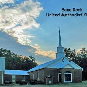 Sand Rock United Methodist Church in Sand Rock,AL 35983