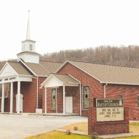 Caney Ford Baptist Church in Harriman,TN 37748