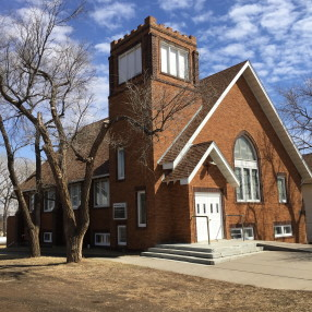 McIntosh First Presbyterian Church in McIntosh,SD 57641
