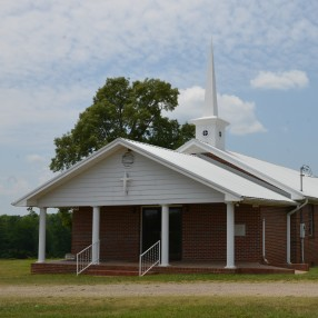 Liberty East Baptist Church in Woodland,AL 36280