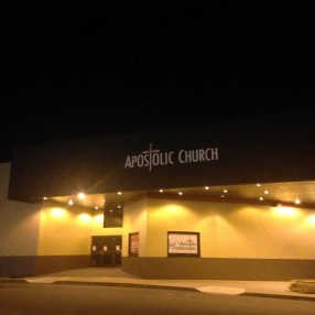 Apostolic Church of Warner Robins, GA in Warner Robins,GA 31088-5261