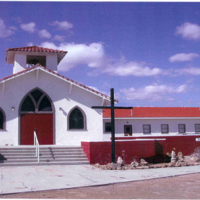 Trona Community United Methodist Church in Trona,CA 93562