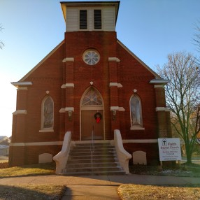 Faith Baptist Church in Nebraska City,NE