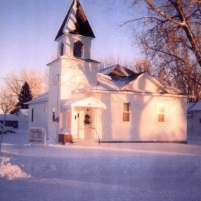 Tongue River Baptist Church in Ranchester,WY