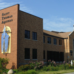 St. Thomas Aquinas Church in Ames,IA 50014
