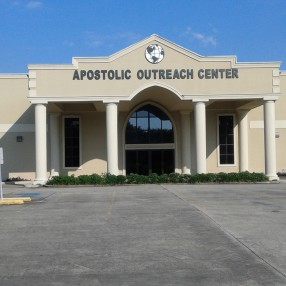 Apostolic Outreach Center in New Orleans,LA 70126
