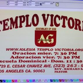 Templo Victoria Asambleas de Dios