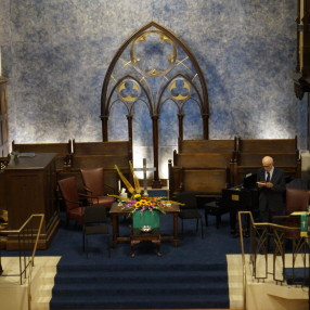The Welsh Congregation of New York City