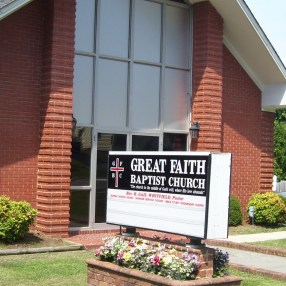 Great Faith Baptist Church in Durham,NC 27703