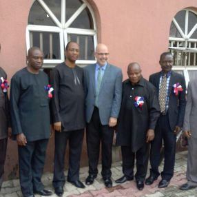 Assemblies of God Alimosho Mega Worship Center in Lagos,AL Nigeria