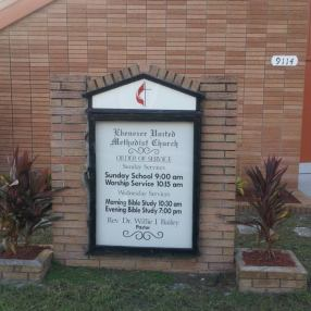 Ebenezer United Methodist Church in Jacksonville,FL 32208