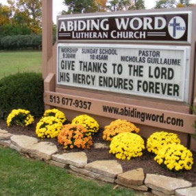 Abiding Word Evangelical Lutheran Church