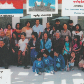 First Cambodian Presbyterian Ministry in Tacoma,WA 98404