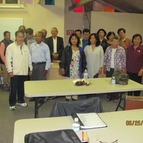 First Cambodian Presbyterian Ministry