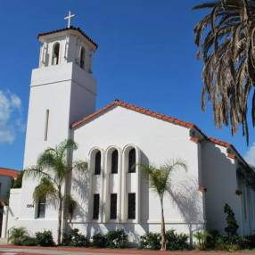 Point Loma United Methodist Church in San Diego,CA 92107