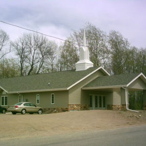 Long Lake Bible Church in Long Lake,WI 54542