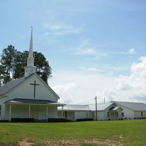 Oak Chapel Baptist Church in Kite,GA 31049