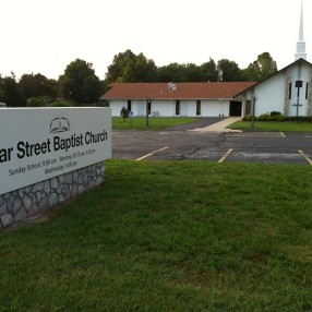 Briar Street Baptist Church in Springfield,MO 65804