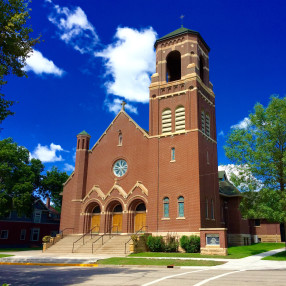 Assumption Catholic Church in Morris,MN 56267-1421
