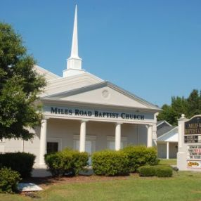 Miles Road Baptist Church in Summerville,SC 29485