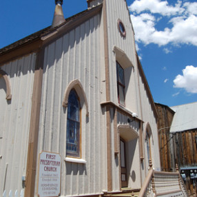 First Presbyterian Church in Virginia City,NV 89440