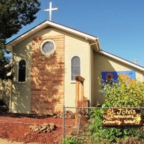 St. John's Episcopal - Lutheran Congregation in Williams,AZ 86046