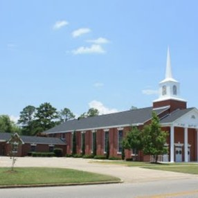 Slocomb First Baptist Church in Slocomb,AL 36375