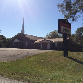 Old Zion United Methodist Church in Nauvoo,AL 35578