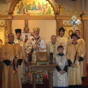 St. Nicholas Byzantine Catholic Church