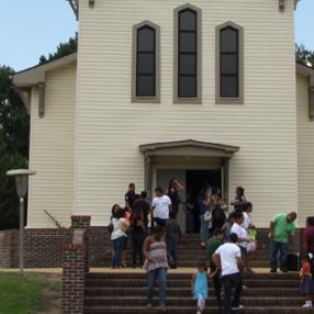 St. Joseph Catholic Church in Fort Mitchell,AL 36856-5136