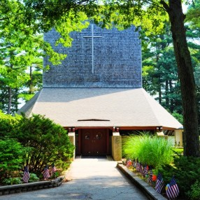 Lutheran Church Of The Cross in Hanover,MA 02339
